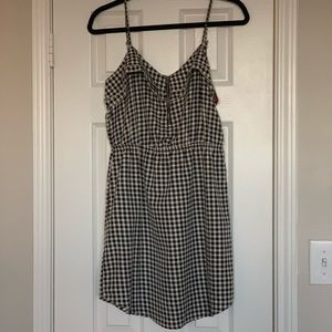 Roxy Checkered Dress